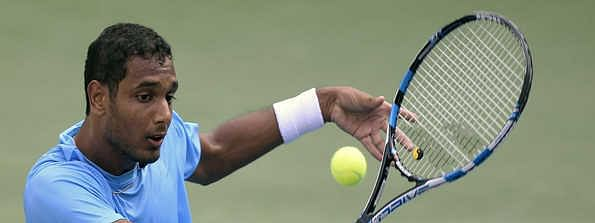 Ramanathan-Grenier march into doubles semis