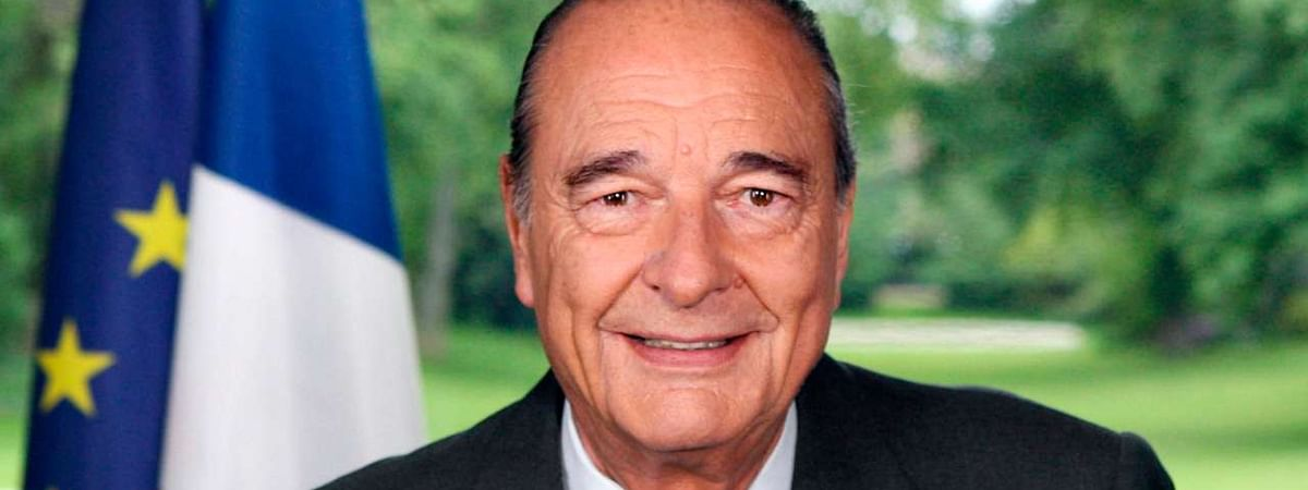 PM condoles death of former French President Jacques Chirac