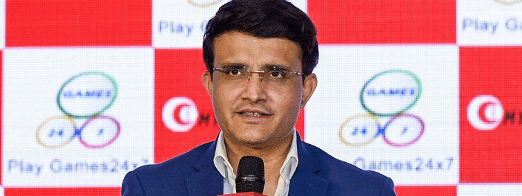 Sourav Ganguly re-elected CAB President Unopposed