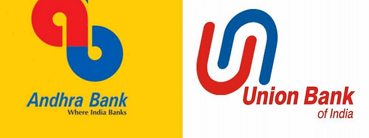 Andhra Bank Award employees union stages dharna against merger with UBOI