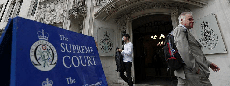 UK's top Court to rule on challenges to Parliament's prorogation on Tuesday
