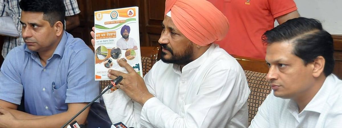 Punjab mega job fairs offer 2.10 lakh jobs : Channi