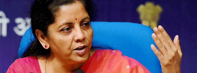Clear all non-litigated dues of MSMEs and services providers: Sitharaman