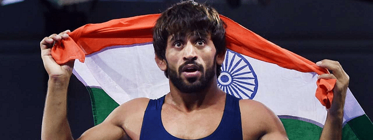 World Wrestling C'ship: Bajrang Punia clinches bronze, 1st Indian to win 3 World C'ship medals