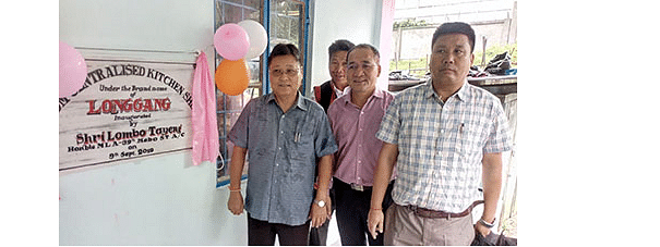 Cong MLA heaps praise on Khandu's governance