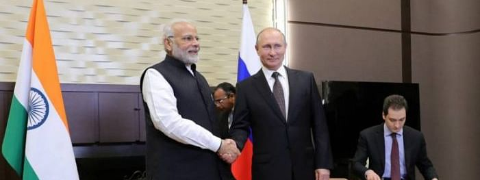 Russia, India to unveil energy projects for 2020