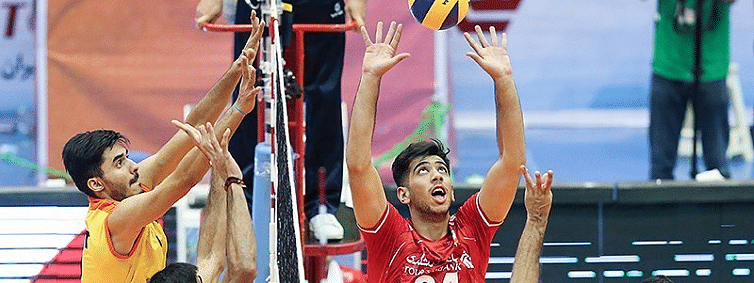 Iran to face Chinese Taipei at Asian Volleyball Championship quarters