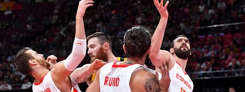 Spain returns to FIBA World Cup final after 13 years