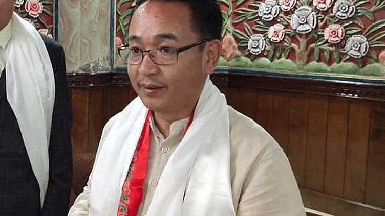 Sikkim CM PS Goley will Contest By Poll declares Political Secretary