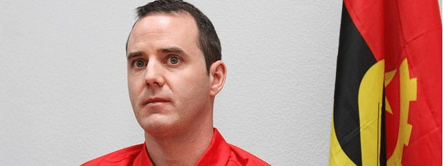 Angola coach impressed by Foshan basketball arena