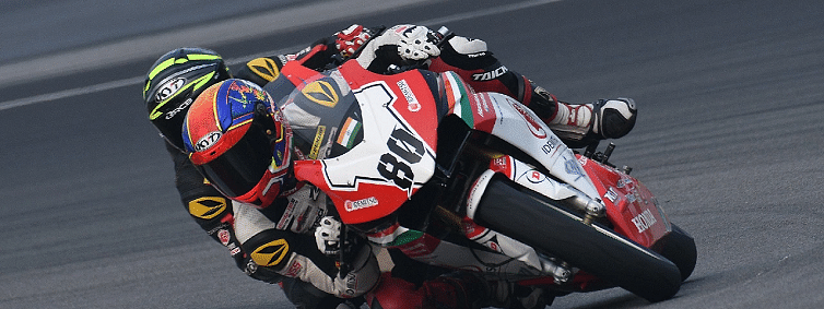 Asia Road Racing Championship 2019: Indian rider Rajiv Sethu finishes 15th in Round 6
