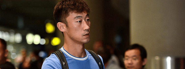 Chinese football star suspended after drunk driving