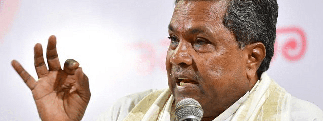 Congress to contest independently in upcoming bypolls : Siddaramaiah