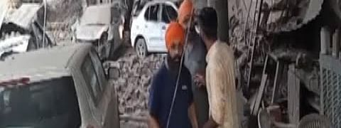 At least 19 people killed in explosion at Gurdaspur cracker factory; Probe ordered