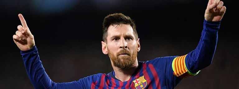 Barca president downplays Messi release clause
