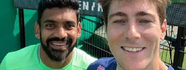 Divij-Matthew win men's doubles ATP Challenger title