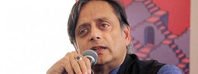 Tharoor worry of RBI funds misuse