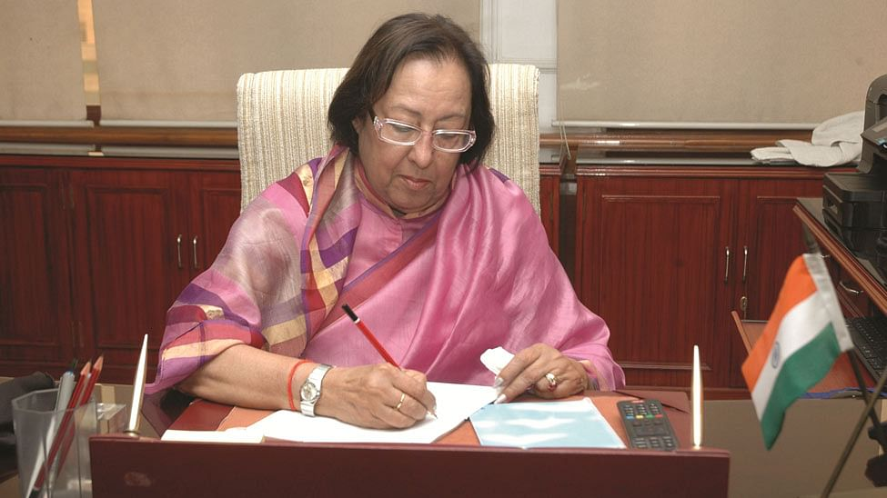Youth energy to be channelised in right direction, says Governor Heptulla