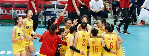 China crowned at Women's volley World Cup