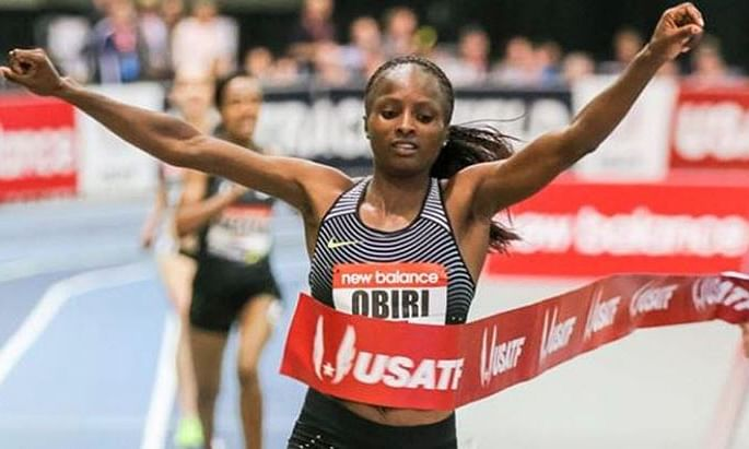 Wild card entry for Kenyan steeplechaser in Doha event