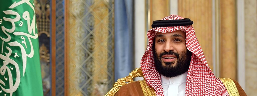 If world fail to deter Iran, oil prices could spike, says Saudi Crown Prince
