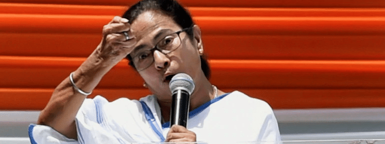 Mamata takes out rally in Kolkata to protest Assam NRC
