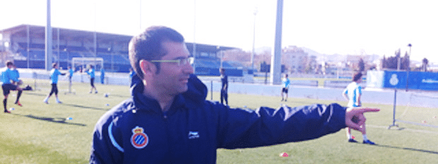 China on track with young players development says Espanyol coach