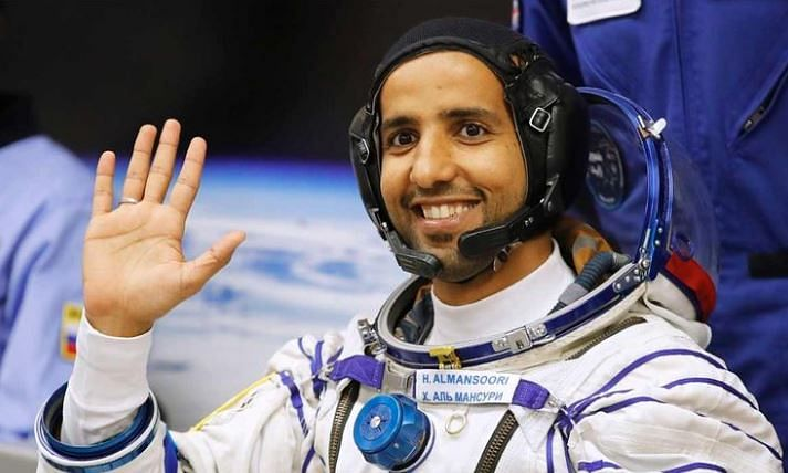 Modi hails first UAE Astronaut in Space - Hazza Al Mansouri