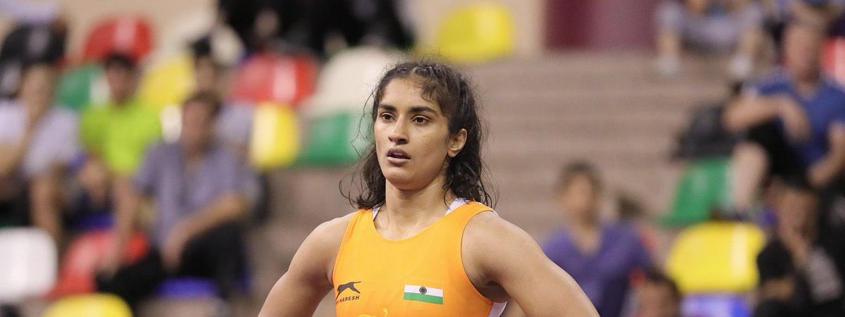 All eyes on Vinesh Phogat at Worlds