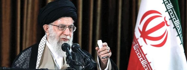 Iran's Supreme Leader to Trump: 'Iran is not afraid'