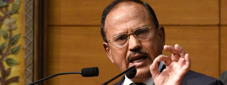 Kashmir restrictions eased: Ajit Doval