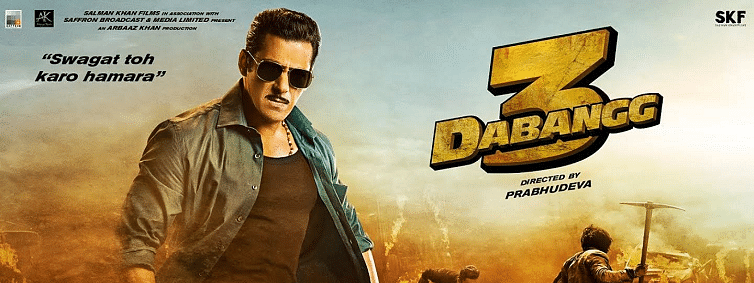 Salman releases motion poster of 'Dabangg 3'