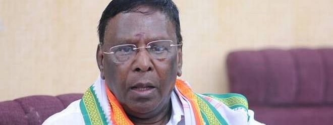 Appointment of BJP, RSS members against democracy: Narayanasamy