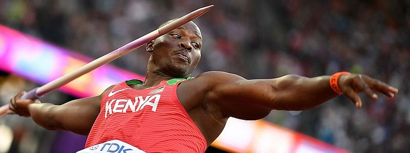 Yego targets 93-meter mark to win javelin title at World Championships