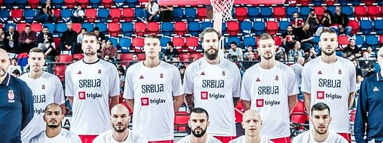 Serbia still top of FIBA World Cup Power Rankings, US falls to third