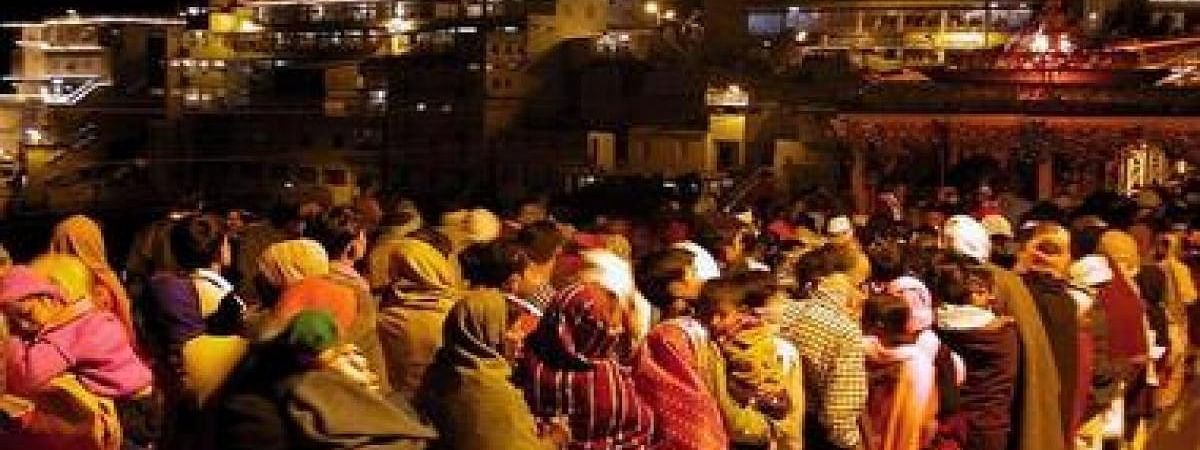 Navratri, 'golden gate' to welcome Vaishno Devi pilgrims