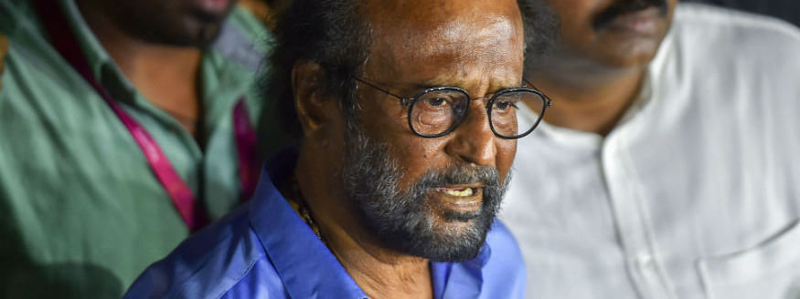 Hindi will not be accepted as common language: Rajini