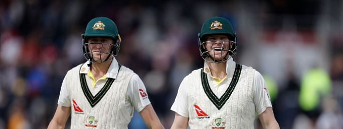 Labuschagne revels in experience of batting with Smith