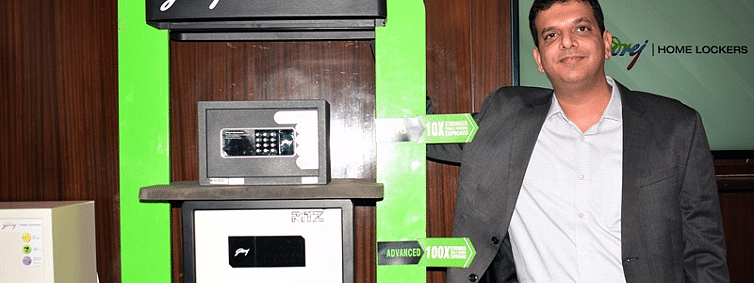 Godrej Security Solutions launches new range of home lockers