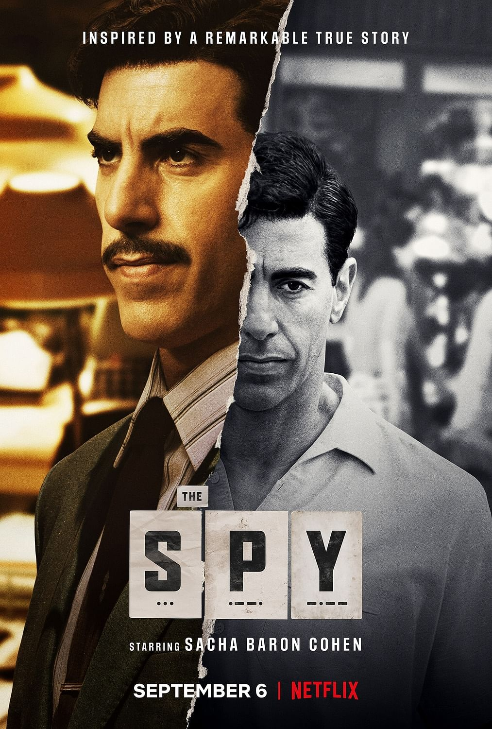 """""""The Spy"""" : For the love of Mossad and Israel!"""