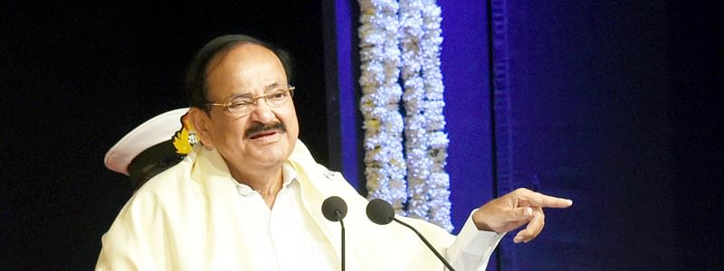 Tourism in India has tremendous potential: Naidu