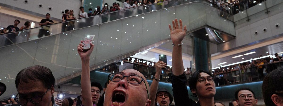 No PR firm to safeguard Hong Kong's old glory