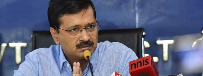 Every child of Delhi is imp for me like my own son: Kejriwal