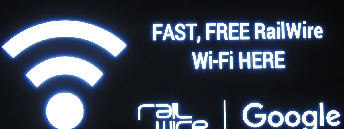 Free Wi-Fi network in Nanded division