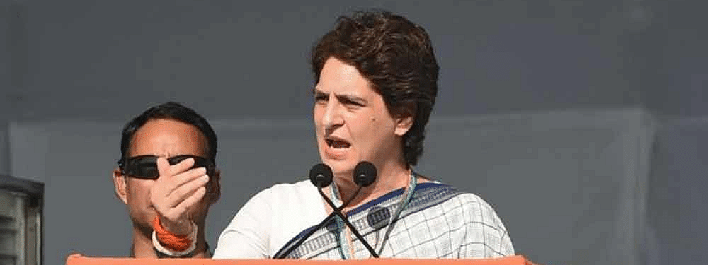 After Unnao, UP Govt and police neglecting Shahjahanpur case : Priyanka
