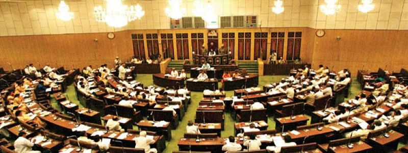 Budget session of Telangana Assembly begins