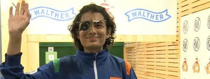 Shooter Yashaswini Deswal clinches gold, secures India's 9th Olympic quota