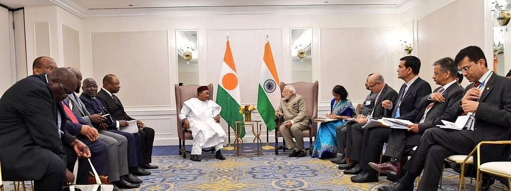 PM meets President of Niger