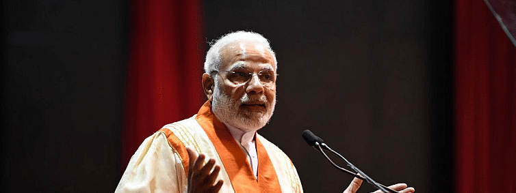 Modi to receive award from Gates Foundation