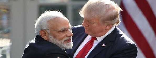 Howdy, Modi: Trump appearance signals importance of India